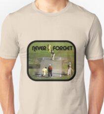 The 1981 Underarm Incident Unisex T-Shirt
