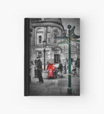 Piano Man Hardcover Journal