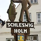 Holm sign by Dirk Pagel