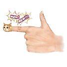 Katzenfinger von Lavinia Knight