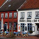 "The ""Senator Kroog"" restaurant at Schleswig. by Dirk Pagel"