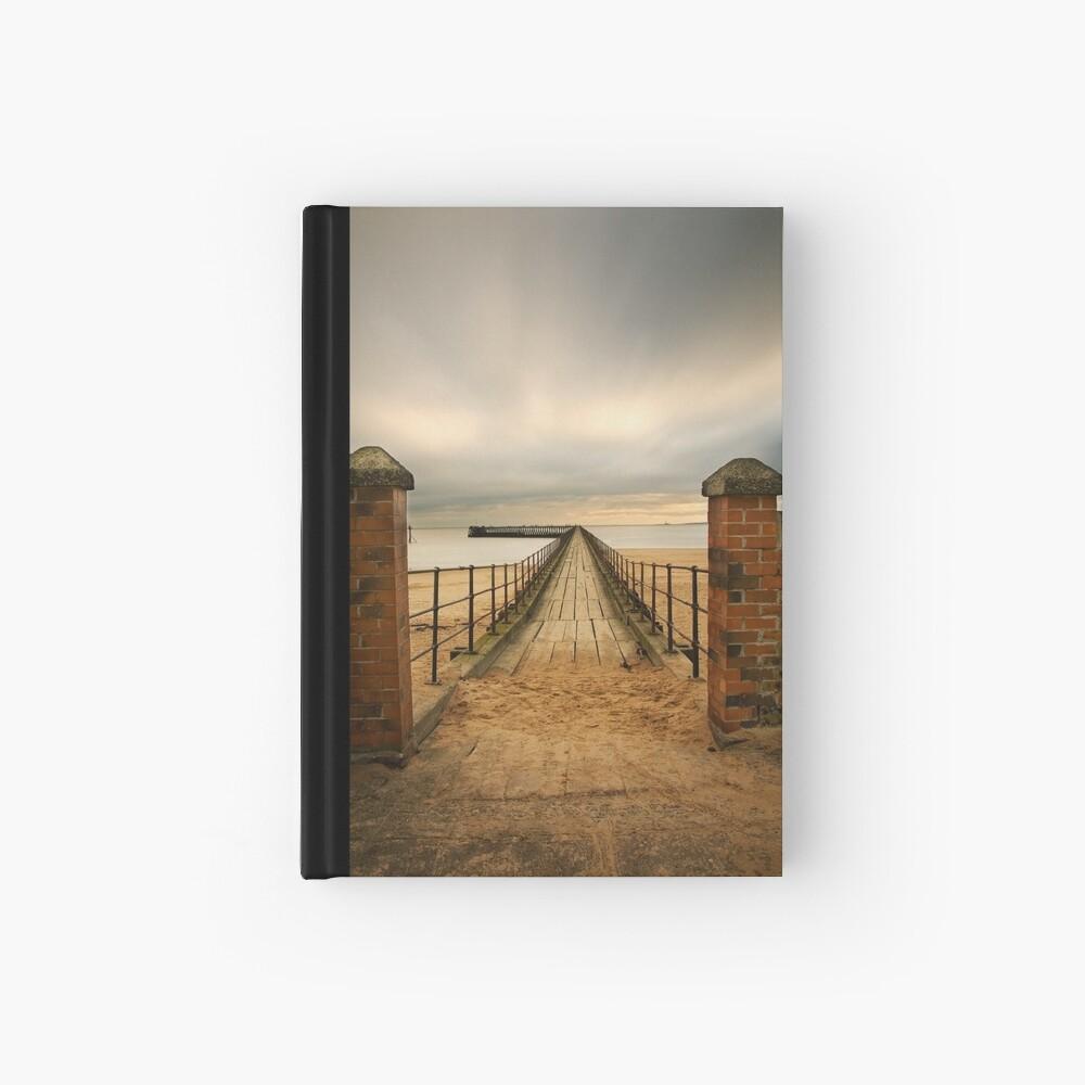 Pier entry Hardcover Journal