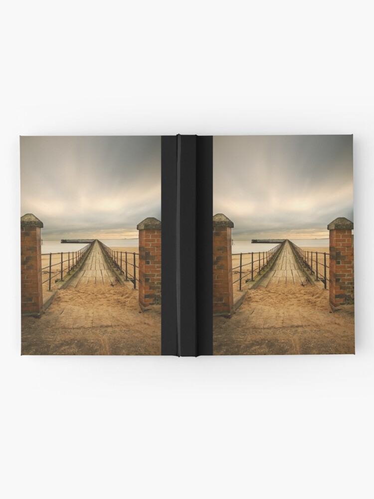 Alternate view of Pier entry Hardcover Journal