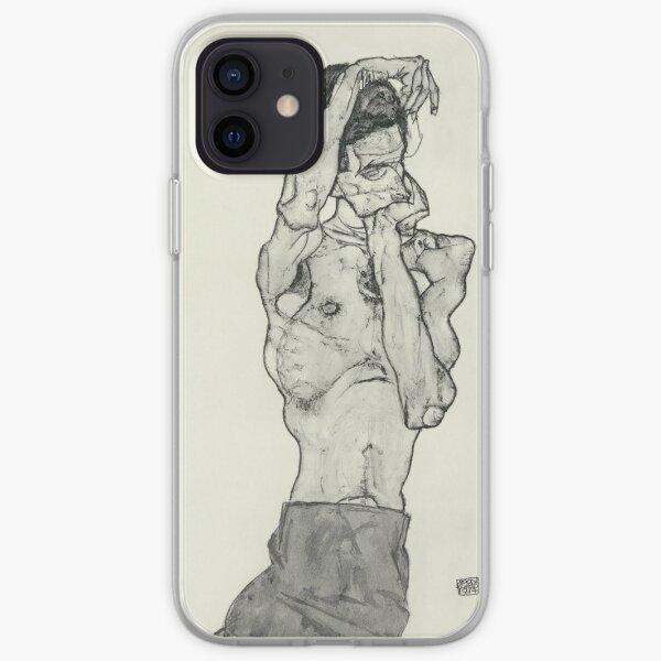 Zeichnungen II By Egon Schiele 1914 iPhone Soft Case