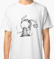 Grim Bunny Classic T-Shirt