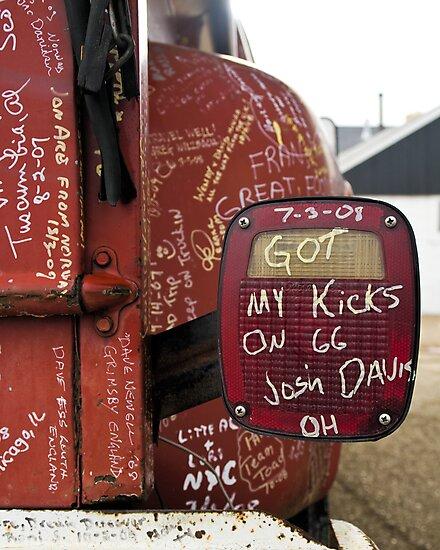 Kicks on Sixty-Six by Mitchell Tillison