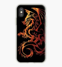Vinilo o funda para iPhone Dragon Space