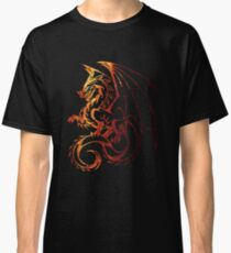 Dragon Space Classic T-Shirt