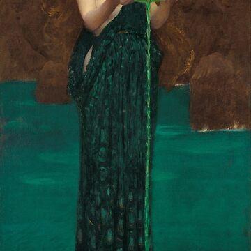 John William Waterhouse Circe Invidiosa by historicalstuff