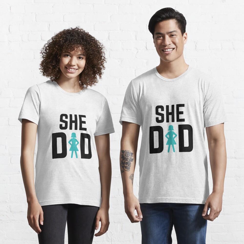She did Essential T-Shirt