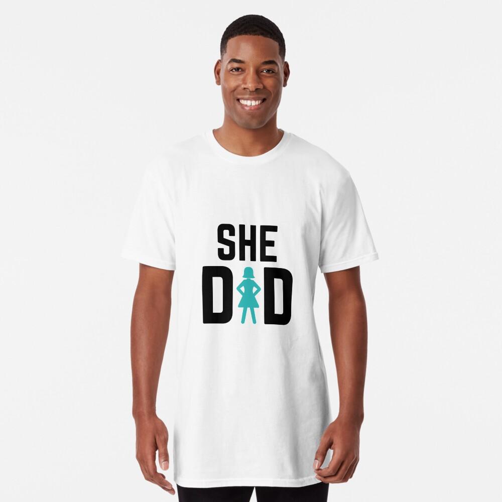 She did Long T-Shirt