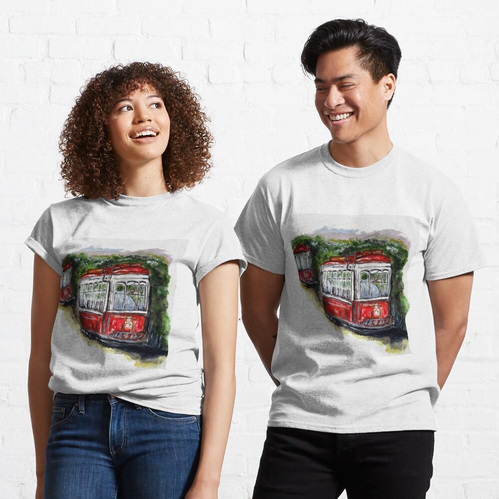 Abandoned Trolley Classic T-Shirt