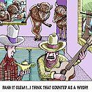 Where the buffalo roam by Jerel Baker