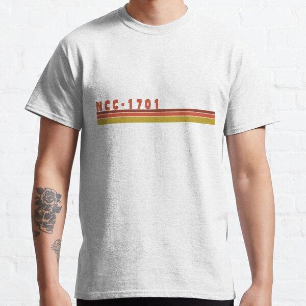Retro NCC-1701 Classic T-Shirt