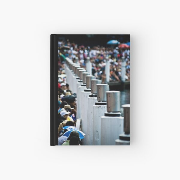 In Line Hardcover Journal