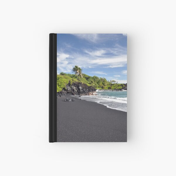 Lost in Paradise Hardcover Journal