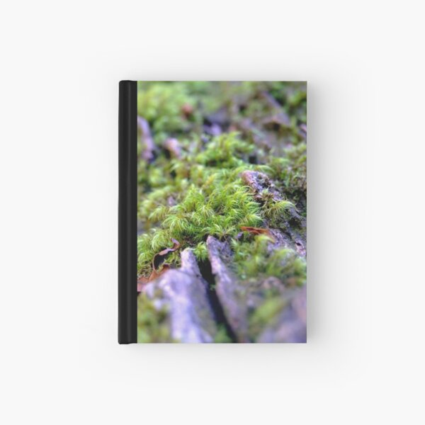 miniture forest Hardcover Journal