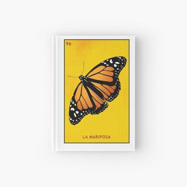 Mariposa Hardcover Journal
