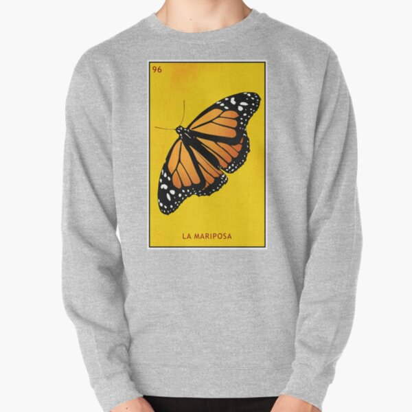 Mariposa Pullover Sweatshirt