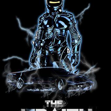 the Wraith by JTK667