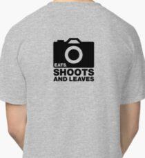 Eats, Shoots & Leaves... Classic T-Shirt