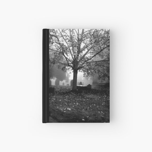 Tree in the mist Hardcover Journal