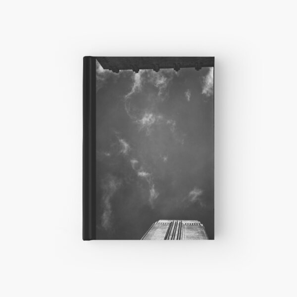 Tate Tower BW Hardcover Journal
