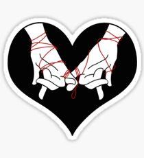 Pinky Promise Sticker
