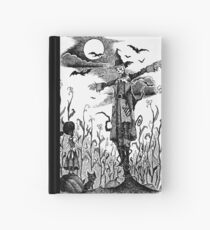 The Scarecrow of Oz Hardcover Journal