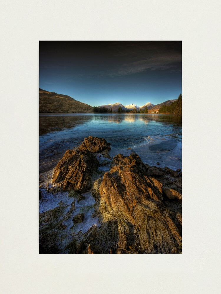 Alternate view of Arklet Rocks (3) Photographic Print