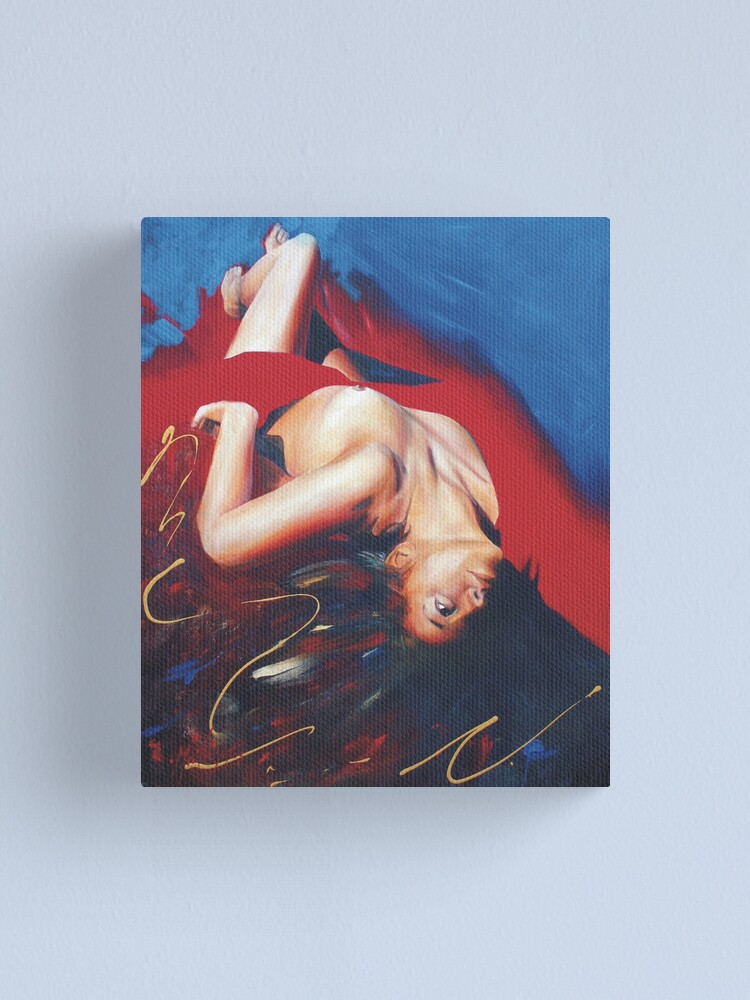 Alternate view of Hera II Canvas Print