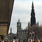 103 - PRINCES STREET, EDINBURGH  (D.E. 2010) by BLYTHPHOTO