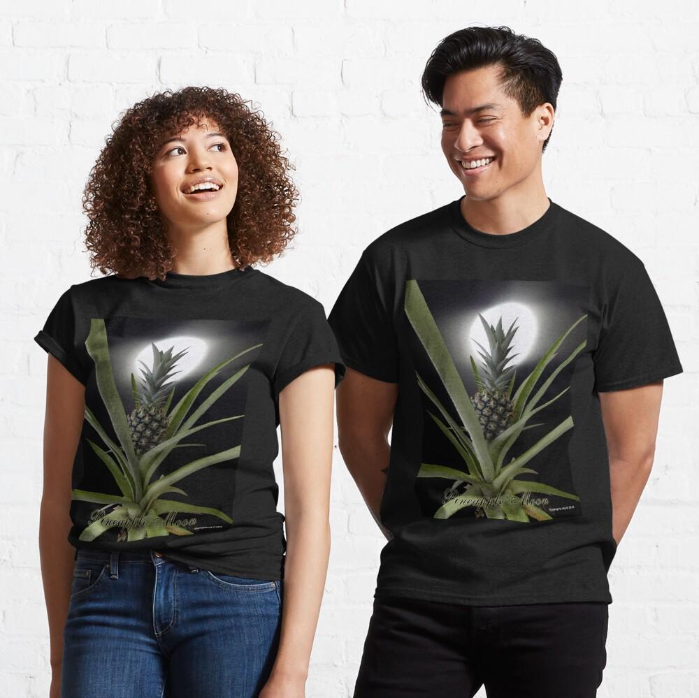 Pineapple Moon Classic T-Shirt