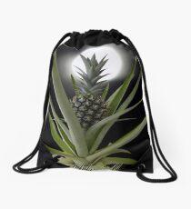 Pineapple Moon Drawstring Bag