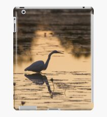 Sunset Ponds iPad Case/Skin