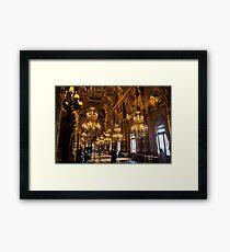 Palais Garnier—Paris France Framed Print