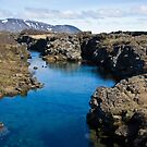 Þingvellir Pool by Matthias Keysermann