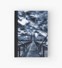 Mystery Bridge Hardcover Journal