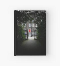 Red Door Exit Hardcover Journal