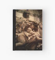 Death - the Maiden, Cimitero Monumentale di Staglieno, Genoa, Italy Hardcover Journal