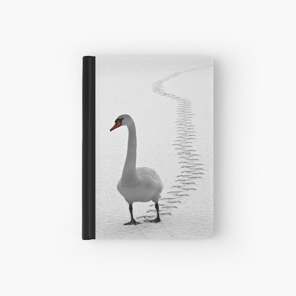 Tracks Hardcover Journal