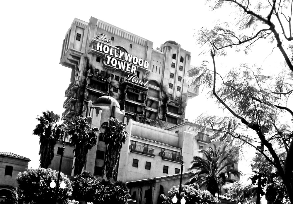Tower of Terror by imaginear