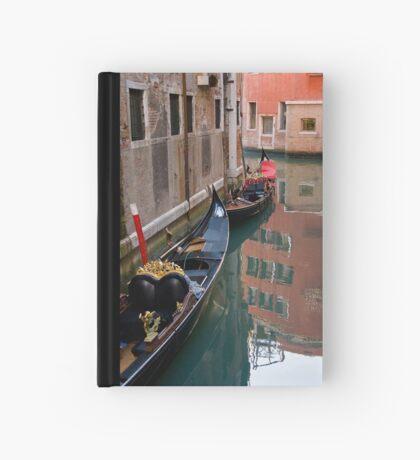 Quiet Water in Venice Hardcover Journal