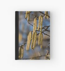 Spring is coming Hardcover Journal