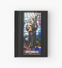 Cuaderno de tapa dura stained glass Serie I !
