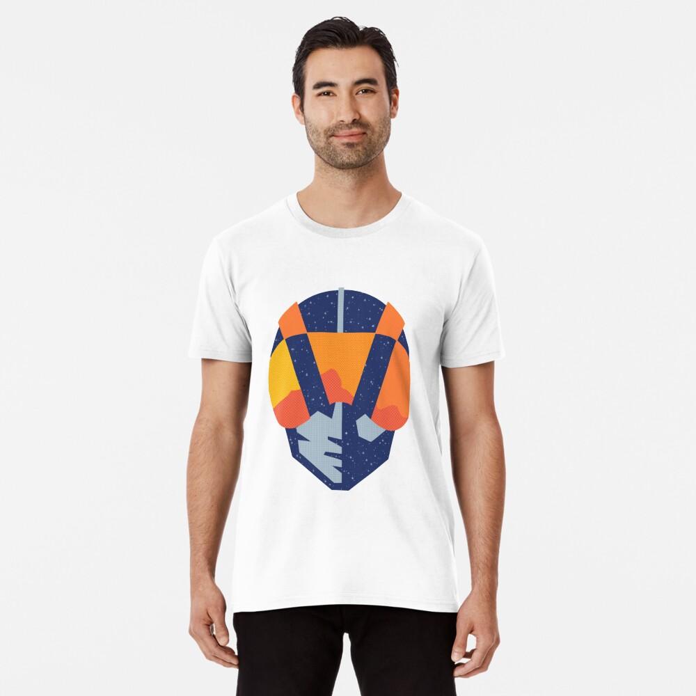Art Las Vegas aviators logo Premium T-Shirt
