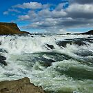 Gullfoss Streams I by Matthias Keysermann