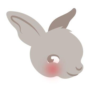 Three bunny rabbits by jazzydevil