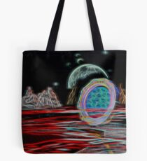 Other Horizons Tote Bag
