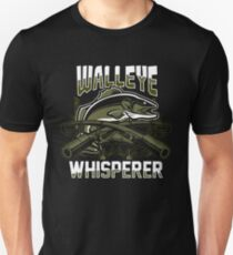 Walleye Fishing T Shirts Redbubble